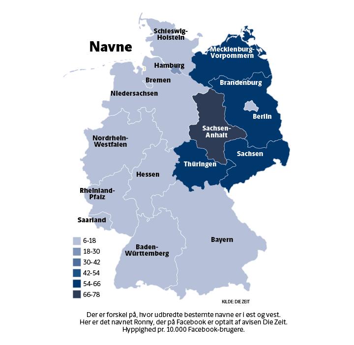 Muren Traekker Stadig Sine Spor Gennem Tyskland